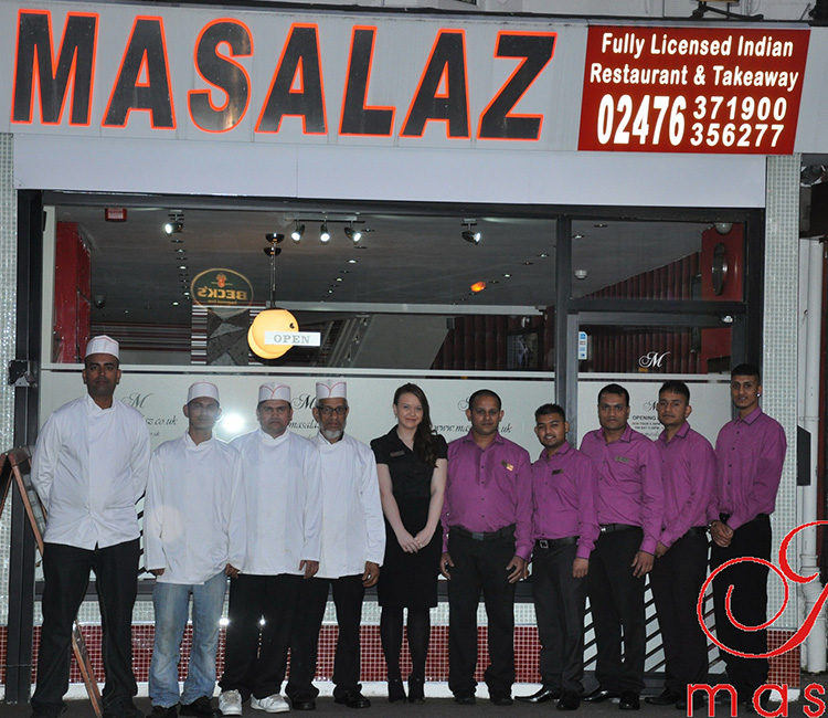 Indian restaurant and takeaway